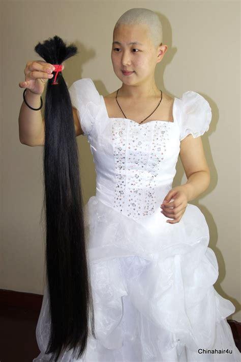 girl long headshave long hair hair show haircut headshave video download