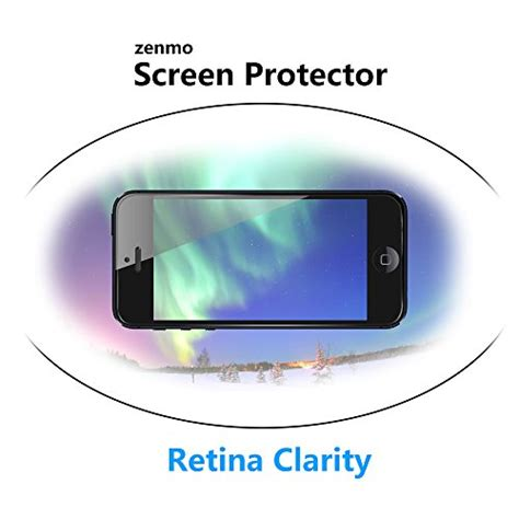 Meteora Tempered Glass Screen Protector 033 Hd For Oppo 3 zenmo 2 pack premium tempered glass screen protector for iphone se 5s 5c 5 0 33mm hd ultra