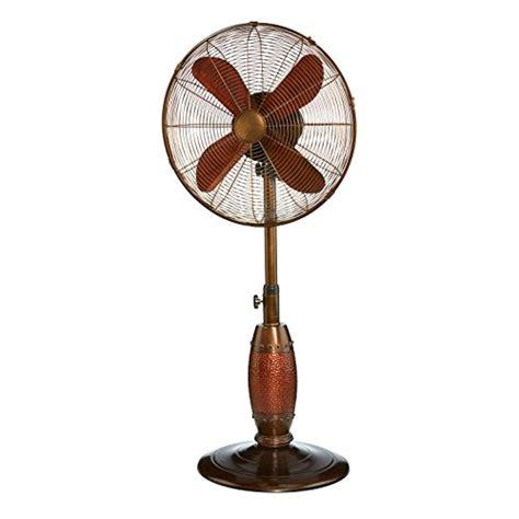 outdoor oscillating pedestal fan decobreeze adjustable height oscillating outdoor pedestal