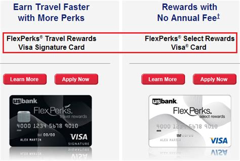 Visa Gift Card Us Bank - app o rama update us bank flexperks travel rewards credit card finally arrived