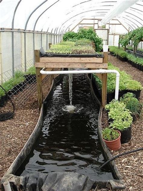 25 best ideas about aquaponics greenhouse on