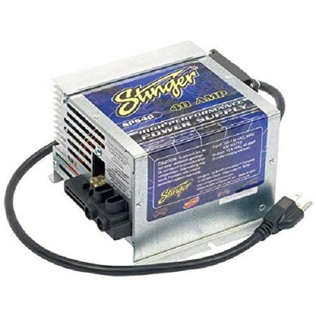 high performance power supply stinger sps40 40 600w high performance power supply