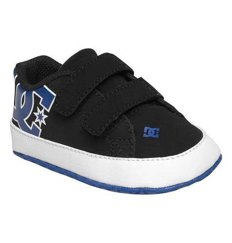 baby dc shoes baby s court graffik shoes 320039 dc shoes