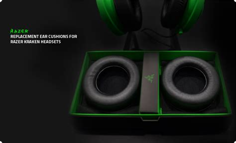 Headset Razer Indonesia ear pads cushions for razer kraken pro gaming headphone daftar update harga terbaru indonesia