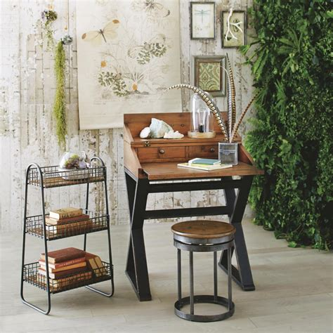 home decor for small homes 12 tiny desks for tiny home offices hgtv s decorating