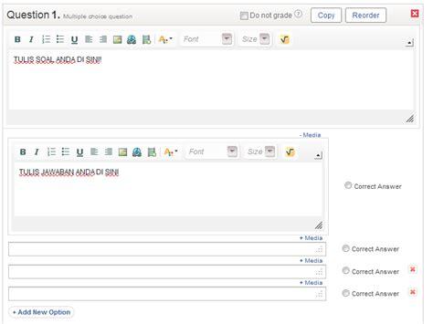 membuat soal essay di powerpoint blog gaul 05 15 14