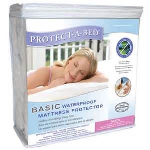 protect a bed basic mattress protector free delivery next