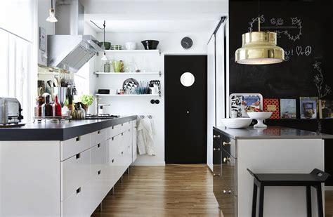 interiors of kitchen beautiful scandinavian style interiors