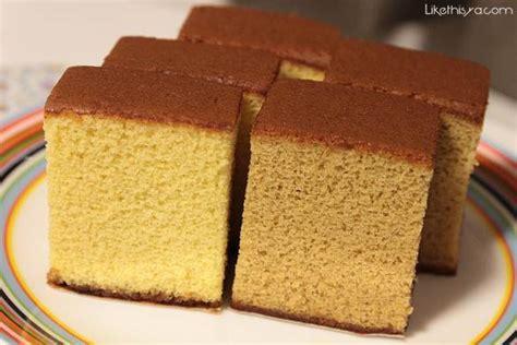 membuat kue bolu pisang panggang resep membuat kue bolu pisang kukus dan panggang share