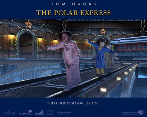 express in the polar express free desktop wallpapers for hd