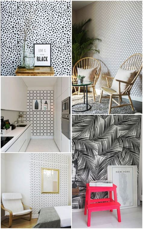 removable wallpaper for apartments etsy finds removable wallpaper livettes beautiful