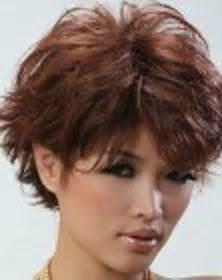 short flippy hairstyles for women