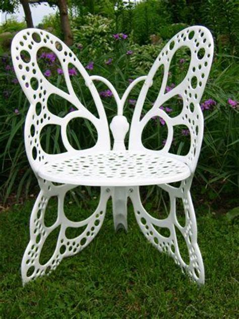 Butterfly Patio Chair Flower House Fhbc205w Butterfly Chair White Flowering Plants Patio Lawn Garden