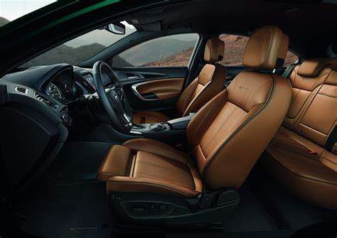 Camo Upholstery Opel Vauxhall Insignia Facelift Full Details And Photos