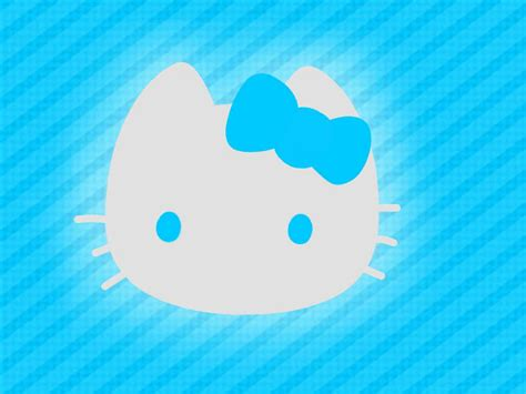 wallpaper hello kitty blue blue hello kitty wallpaper wallpapersafari