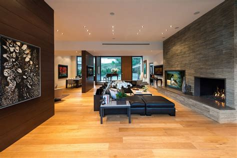exclusive beverly hills residence offers lovely terrace views  luxurious interiors