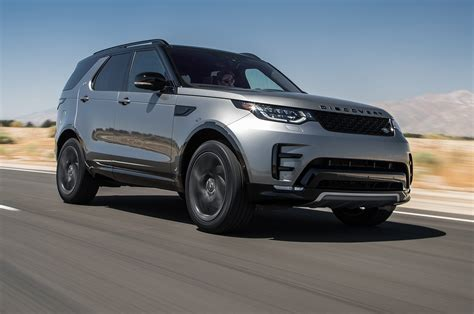 land rover suv 2018 land rover discovery 2018 motor trend suv of the year