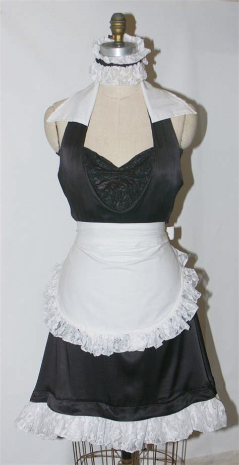 pattern for french maid outfit cosplay maid outfit sewing projects burdastyle com