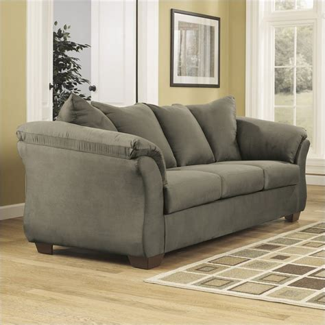 ashley furniture darcy sectional sofas loveseats leather sofas loveseats sectional