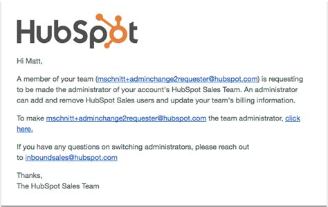 sle of username how to change your hubspot sales username