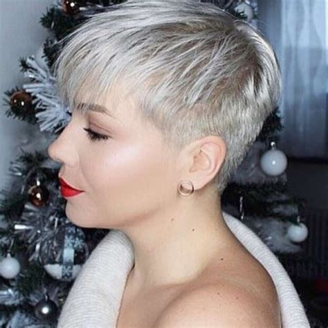 short hairstyle 2018 maquillaje y peinados pinterest short hairstyle 2018 108 0shares short and white