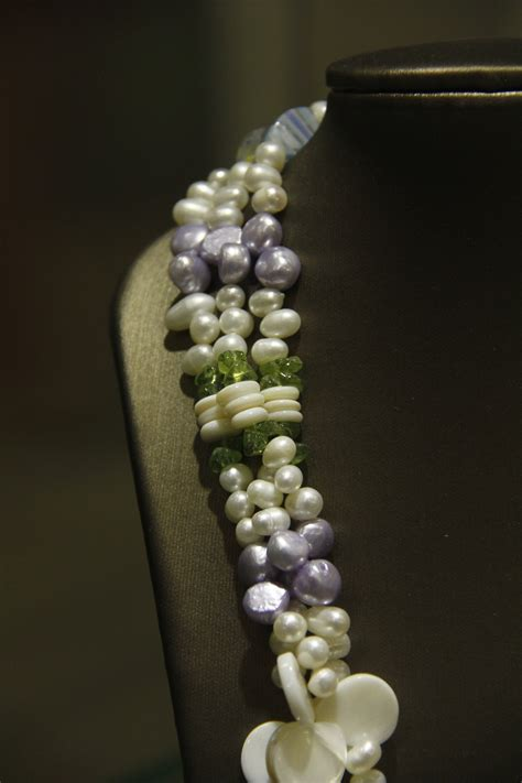 water pearl fresh water pearl necklace collection white pearls