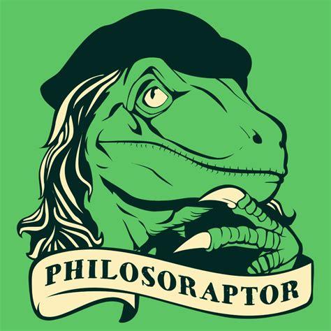 philosoraptor  shirt snorgtees