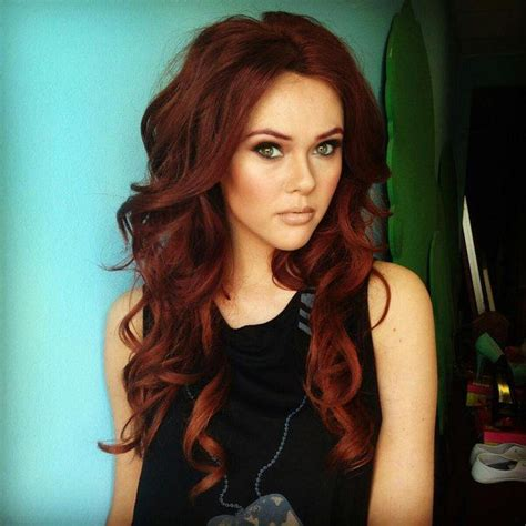 getting hair curled and color long curly reddish brown hair hair pinterest my