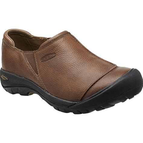 keen mens shoes keen s slip on shoes cascade brown