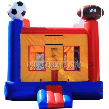 buy bounce house commercial bouncerland inflatable commercial bounce house 1038