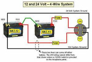 battery bank wiring diagrams 6 volt 12 series battery