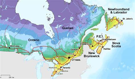 canadian hardiness map zedulot hardiness zone map america