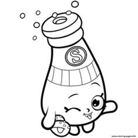 penny wishing well shopkin coloring page free printable penny wishing well shopkin m 229 larbok color me pinterest
