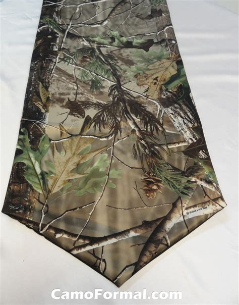 Camo Table Runners by Mossy Oak Touches Camouflage Prom Wedding Homecoming Formals