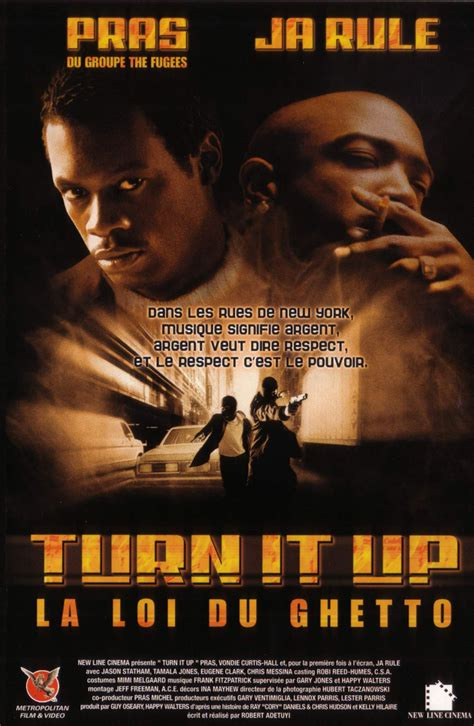film gangster a voir turn it up film 2000 allocin 233