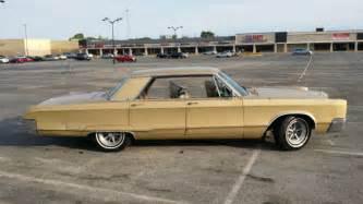 67 Chrysler 300 For Sale 1967 Chrysler 300 Imperial 440cu In 4 Door 35k For
