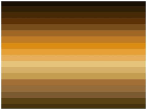 weddings in colour palettes brown palette