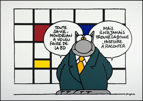le chat exhibition le chat philippe geluck fusac fusac