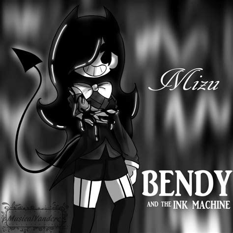 Toner Mizu bendy and the ink machine mizu by musicalyandere on