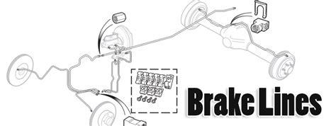 Lmc Truck Brake Lines