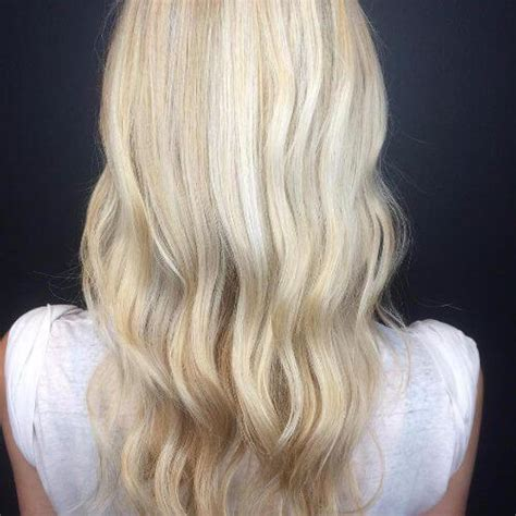 what types of blonde highlights are there 45 blonde highlights ideas for all hair types and colors