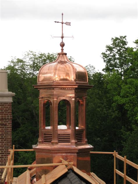 Copper Cupolas by 203 Best Cupolas Weathervanes Bell Towers Images On
