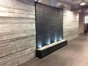 murs d eau cr 233 ation int 233 rieur et ext 233 rieur murs d eau en