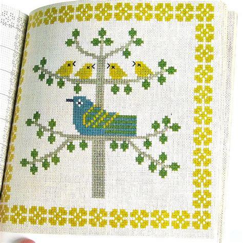 patterns in c book 1973 cross stitch pattern book vintage pattern book