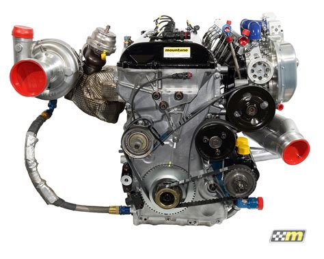 ford 2 0 engine mountune 2 0l ford rallycross engine