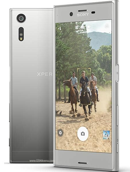 Sony Xperia XZ pictures, official photos