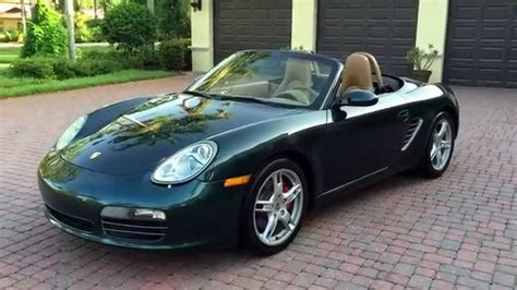 2005 Porsche Boxster Photos Informations Articles