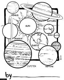 Space Coloring Pages To Print print worksheets our solar system pics about space