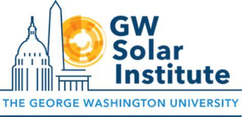 George Washington Sustainability Mba by Solar Knowledge Library Sustainability Collaborative
