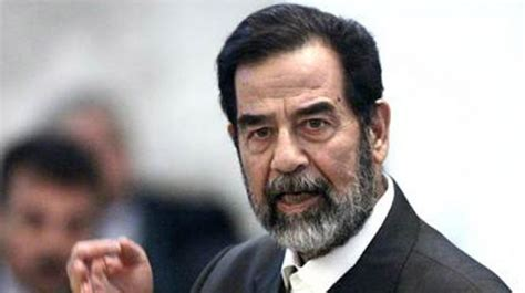 How Saddam Spent by Book On Saddam Hussain Talks About His Last Days